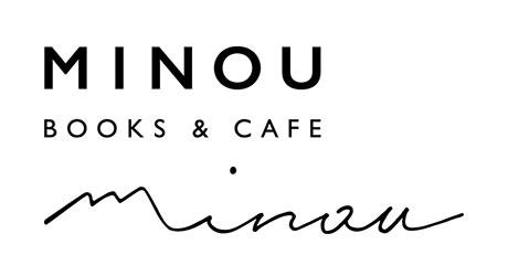カフェのロゴ(ミノウ)