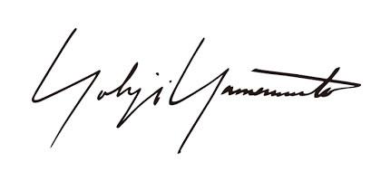 ヨウジヤマモトのロゴ